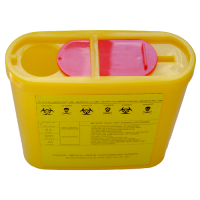Sharps Container – Jump Bag/Desktop Model (200ml)