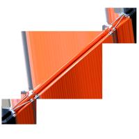 Single Fold Pole Stretcher