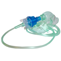 Nebulizer Mask – Adult and Paediatric