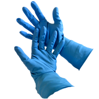 Examination Gloves - High Risk Blue
