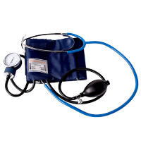 BP Monitor - Aneroid with Stethoscope