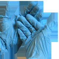 Examination Gloves – Nitrile