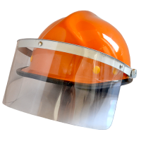 Ambulance Helmet with Visor