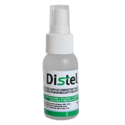 distel surface disinfectant 30ml 500