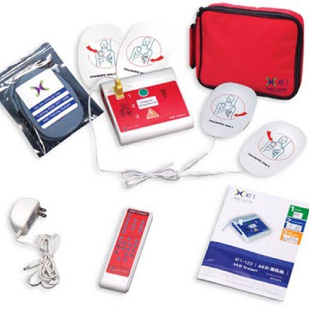 Automated External Defibrillator Trainer