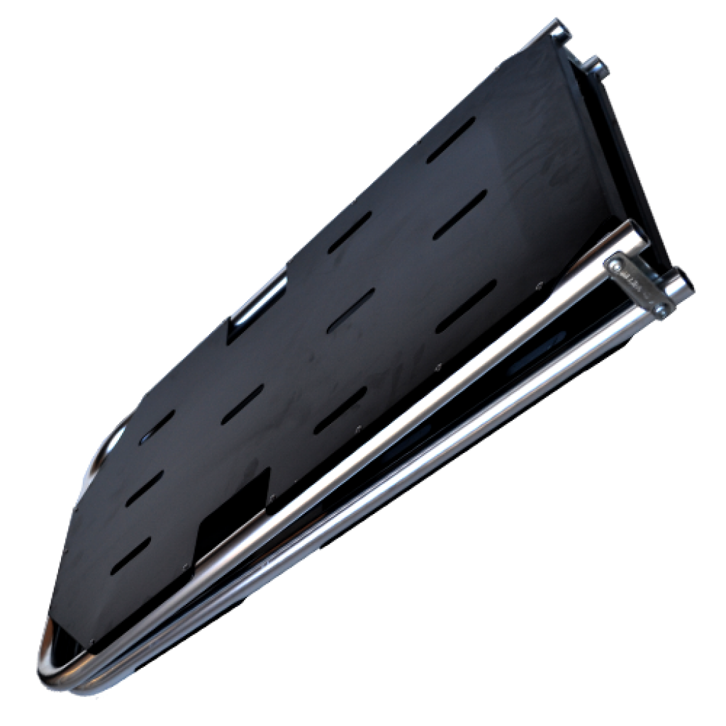 Stretcher - Aluminium Folding Spine Board