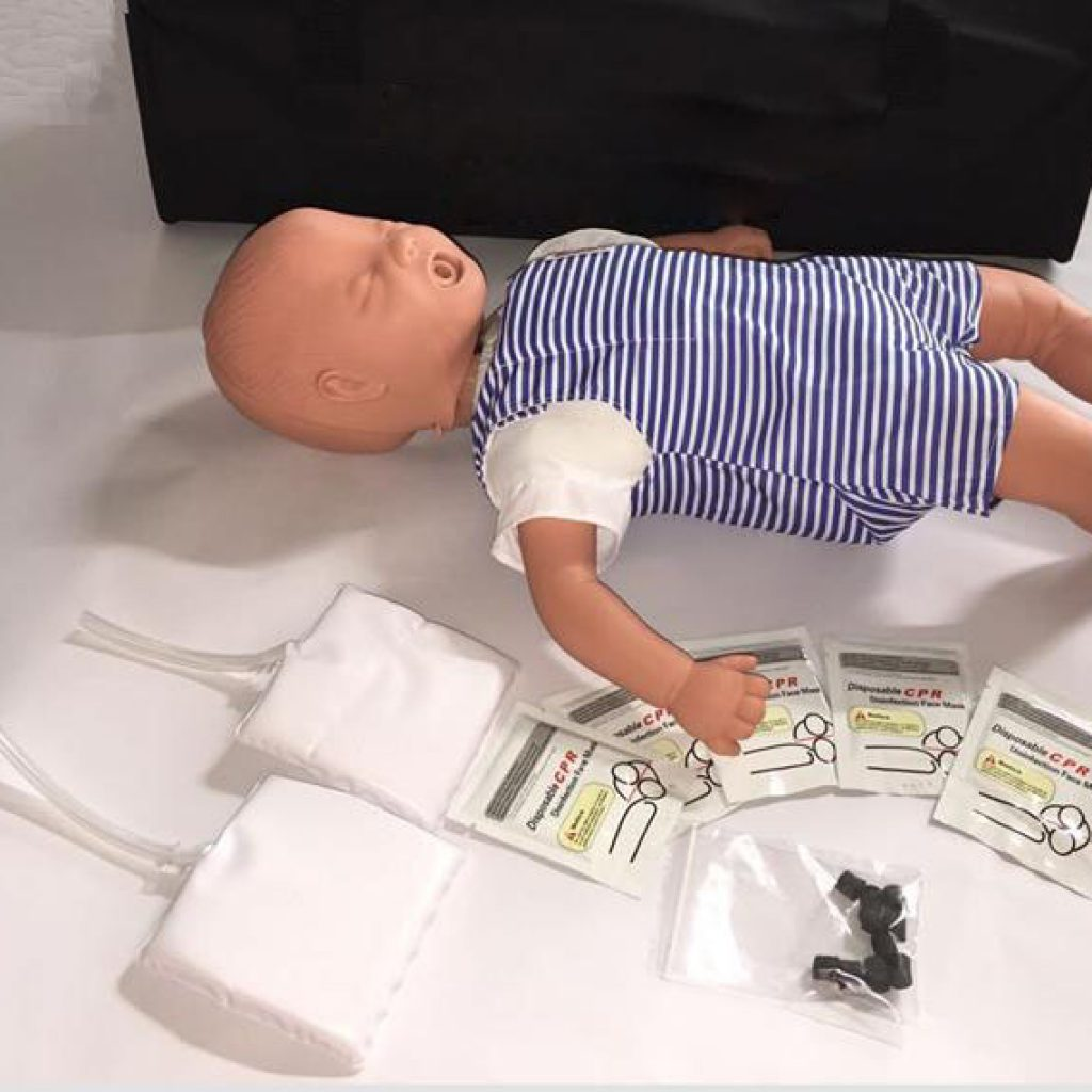 CritiCare Choking & CPR Manikin