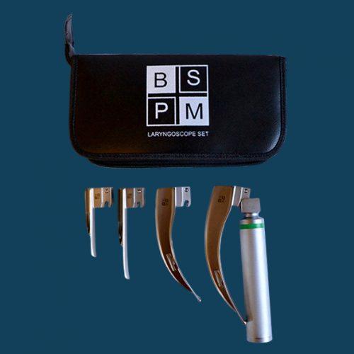 4-Blade-Laryngoscope-Set-Fibre-Optic