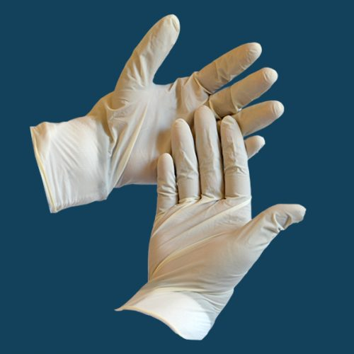 Surgical Gloves – Latex (100)