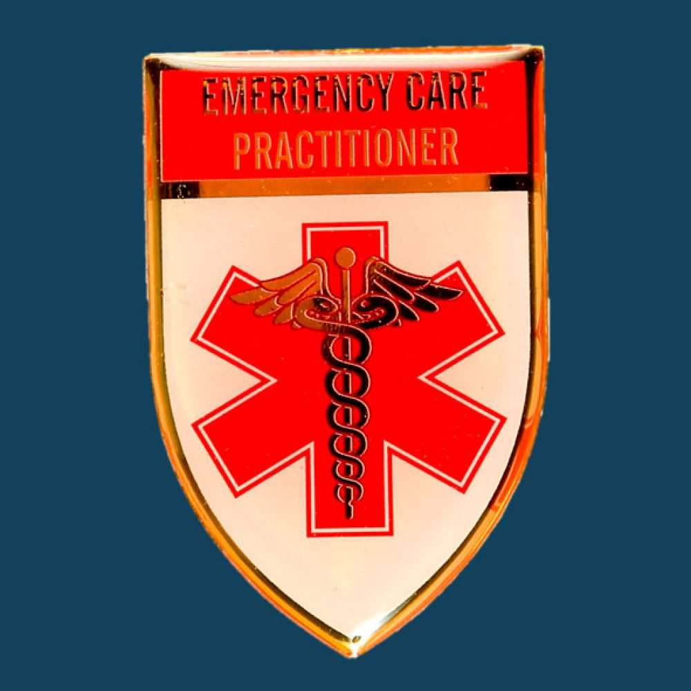 Emergency-Care-Practioner-Badge