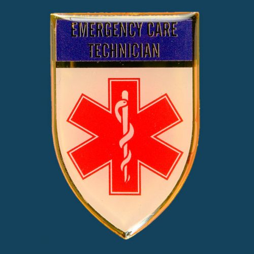 Emergency-Care-Technician-Qualification-Badge