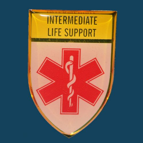 Intermediate-Life-Support-Qualification-Badge
