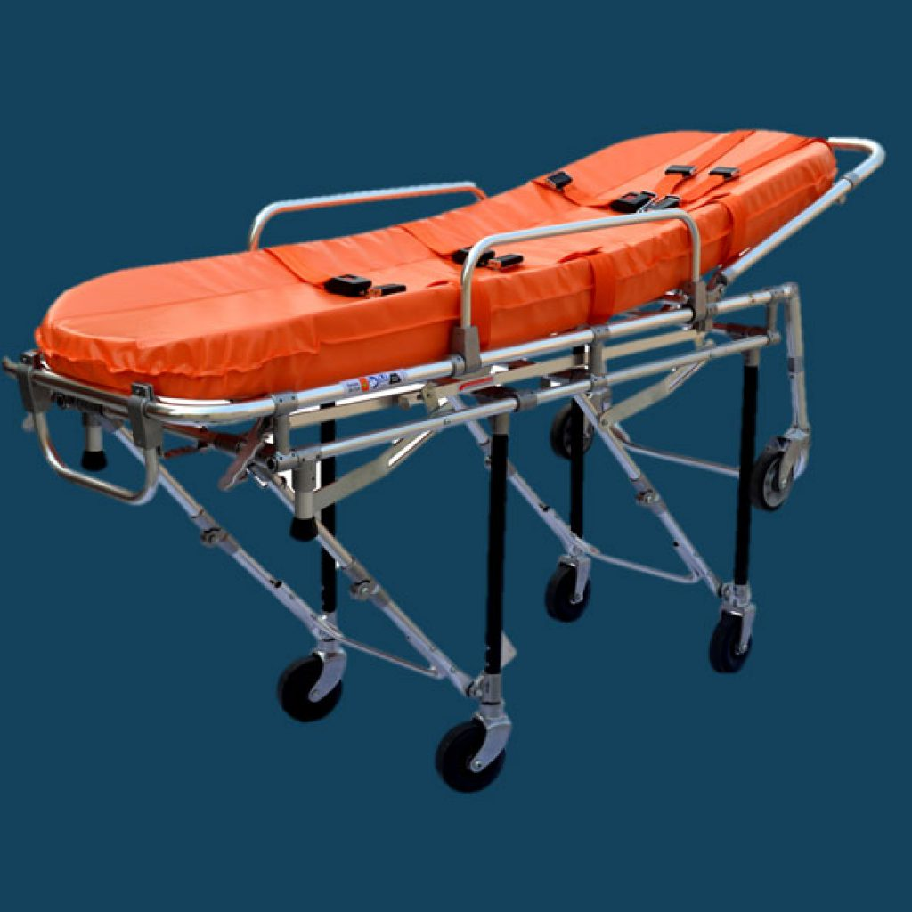 Self-Loading-Ambulance-Stretcher-Y16