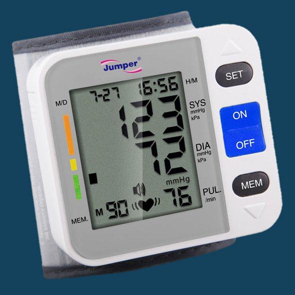 Digital Blood Pressure Monitor – Wrist