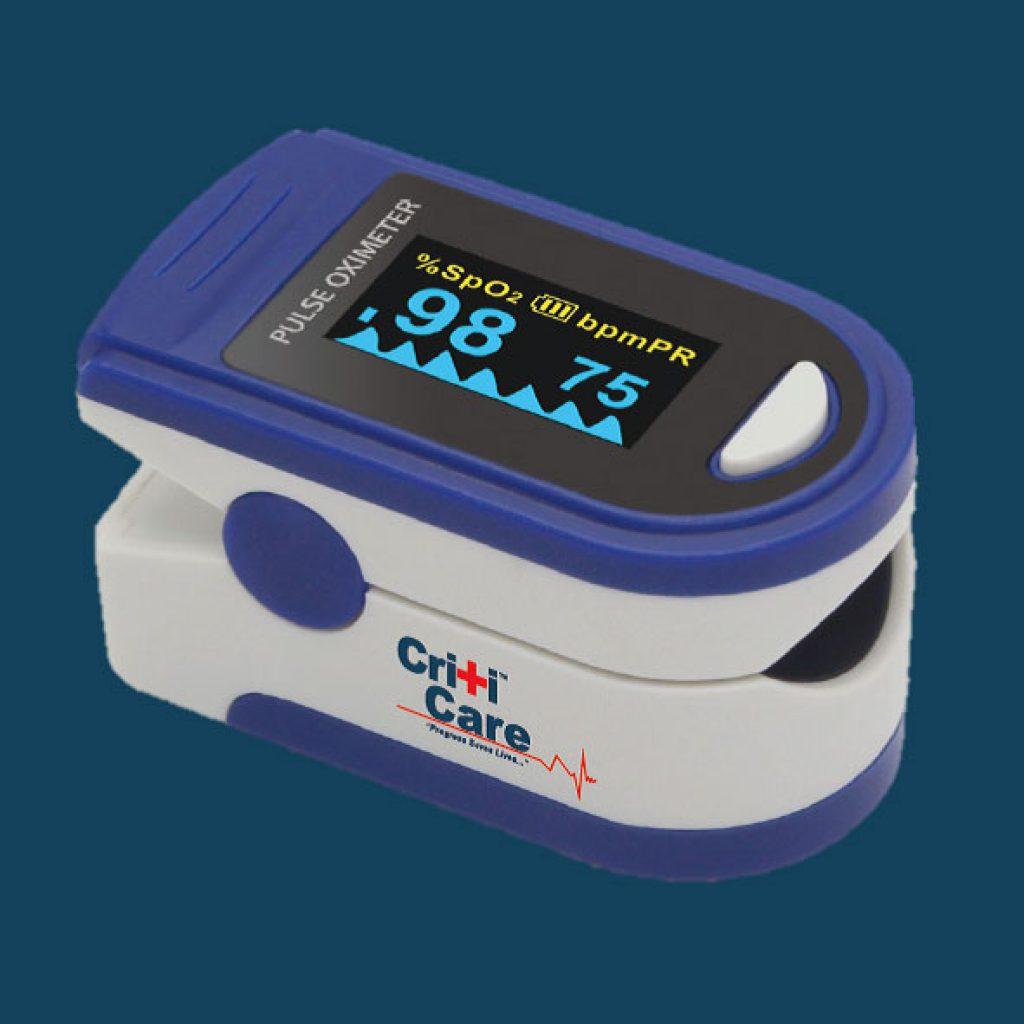 Criticare 500c pulse oximeter