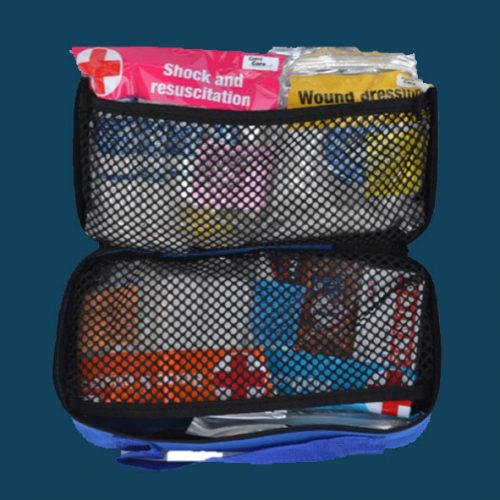 campers first aid kit