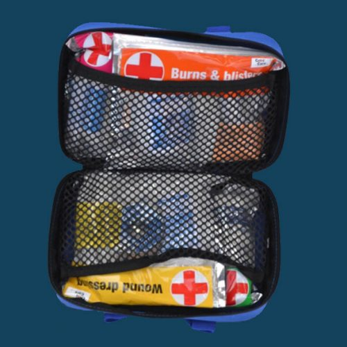 duo hikers first aid kit