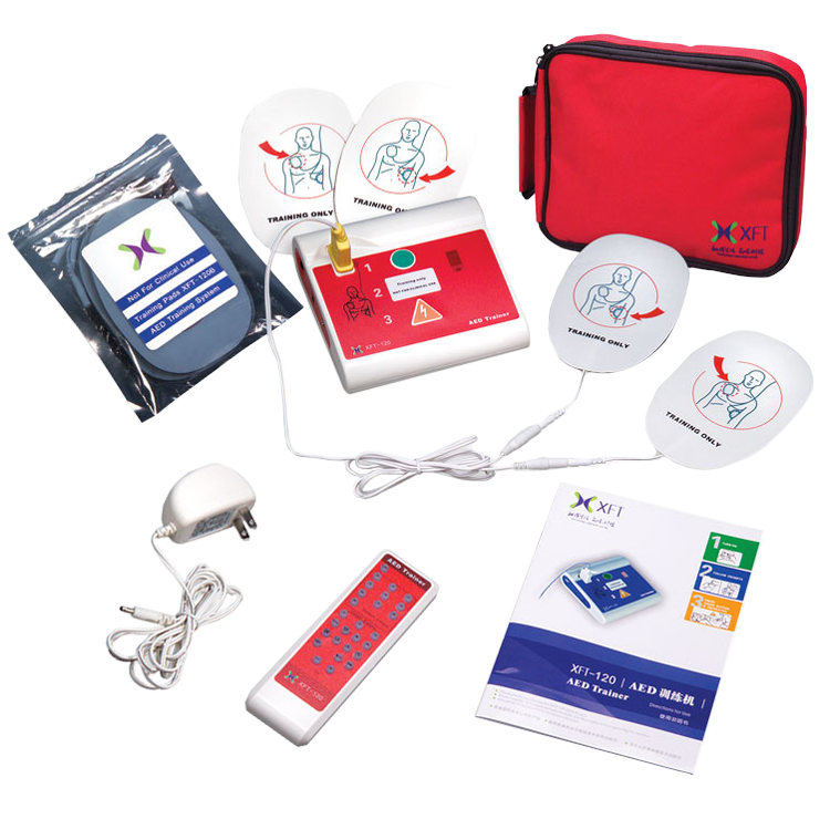 Automated External Defibrillator Trainer