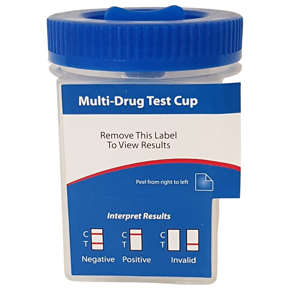 Drug Test Cup with Adulteration
