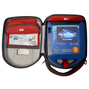 Automated External Defibrillator Saver One Professional