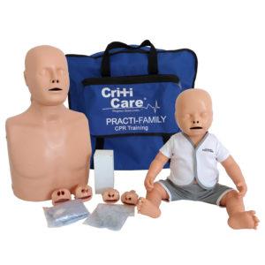 Practi-Family CPR Training Manikins